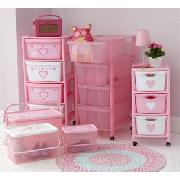 Heart Storage Tubs