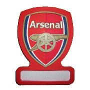 Arsenal Fc Door Name Plate