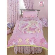 Barbie Valance Sheet Fitted Fairytopia Design