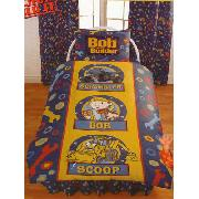Bob the Builder Valance Sheet Scrambler Design