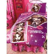 Bratz Valance Sheet Passion 4 Fashion Design