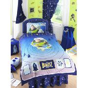 Buzz Lightyear Valance Sheet Rocket Mission Design