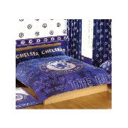 Chelsea Fc Duvet Cover and Pillowcase Double Bedding