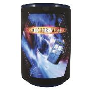 Doctor Who Bin Talking Reversible Waste Dr