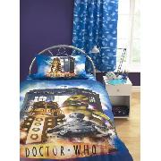 Doctor Who Curtains Dr