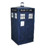 Doctor Who Wardrobe 'Zipperobe' Fabric Bedroom Dr