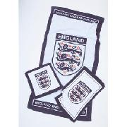 England 3 Piece Towel Set - Great Low Price