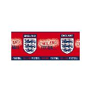 England Crest Red Self Adhesive Wallpaper Border 5M