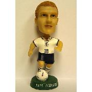 England Football Bobblehead Paul Scholes Doll Toy