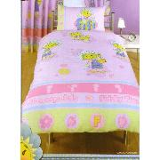 Fifi and the Flowertots Come and Play Duvet Cover and Pillowcase Bedding