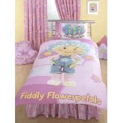Fifi and the Flowertots Duvet Cover and Pillowcase Bedding