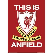 Liverpool Fc 'This Is Anfield' Maxi Poster SP0041