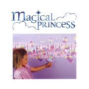 Magical Princess Shaped Border and Stickers
