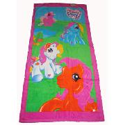 My Little Pony Printed Towel
