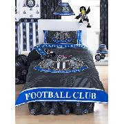 Newcastle United Fc Duvet Cover and Pillowcase Bedding