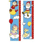 Noddy Foam Height Wall Growth Chart