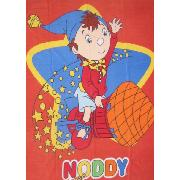 Noddy 'Rocket' Large Fleece Blanket