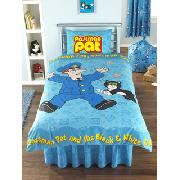 Postman Pat Fitted Valance Sheet