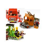 Postman Pat Van Truck and Train Play Toy Set