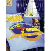 Simpsons Bart Gravity Duvet Cover and Pillowcase - New Low Price