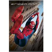 Spiderman 3 Poster 'Swing' Design Maxi PP31049