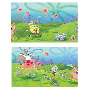 "Spongebob Squarepants 7"" Self Adhesive Wallpaper Border"