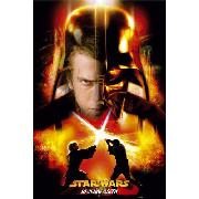 Star Wars Episode Iii Revenge of the Sith Maxi Poster FP1573