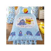 Winnie Duvet Cover and Pillowcase 'In the Garden' Design Bedding