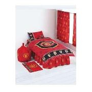 Football Teams Fitted Valance Sheet