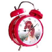 Cockerel Wacky Waker Clock