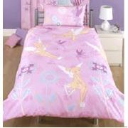 Disney Fairies Tinkerbell Duvet Set
