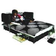 Silentnight Double Chillout Bed