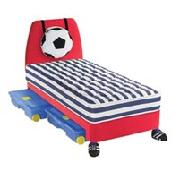 Silentnight My First Bed - Football