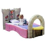Step 2 Dream Castle Bed with Toddler Mattress