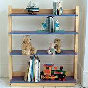 The Tutti Frutti Bookcase