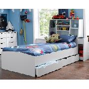 Crescent Storage Bedstead