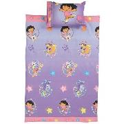 Dora the Explorer - Swirl Duvet Cover Set