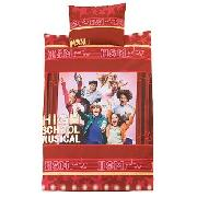 High School Musical Duvet Cover Set