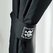 Pirates Curtains with Tie-Backs
