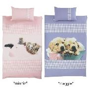 Rachael Hale - Minnie and Maggie Duvet Cover Set
