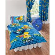 Simpsons - Bart Duvet Cover Set