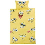 Spongebob Duvet Cover Set