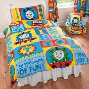 Thomas and Friends - Thomas Ready Steady Go Duvet Cover Set