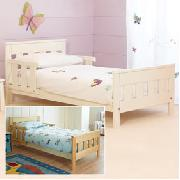Chester Toddler Bed with Side Rails