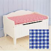 Davenport Toy Chest - Blue