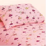 Fairy Ballerina Jersey Duvet Set (Single)
