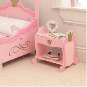Fairytale Toddler Bedside Table
