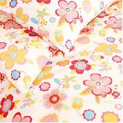 Floral Duvet Cover (Single)