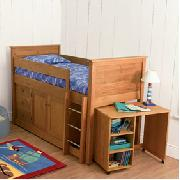 Harvard Cabin Bed