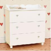 Heart Chest of Drawers